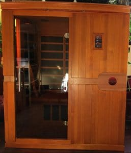 Far Infrared Sauna Picture